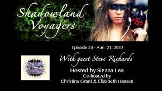 Ep. 24: Advanced Aboriginal Healing with Steve Richards