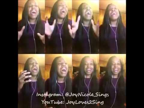 I Love the Lord (Joy Nicole Cover)