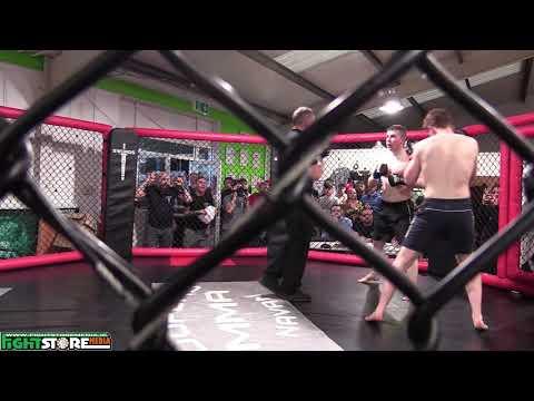 Cian Devin vs Conor Ormsby - Battle Arena 52: Ireland
