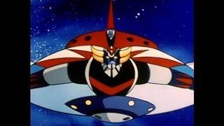 UFO Robot Grendizer / Goldorak French Version 2 (Noam Stereo 1978)