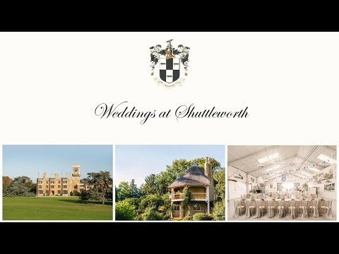 Weddings at Shuttleworth