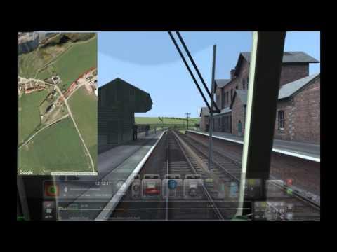 Train Simulator 2016 - North Yorkshire Coast with Train Maps live