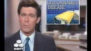 NQTV Nine  Weekend News 1989 thumbnail