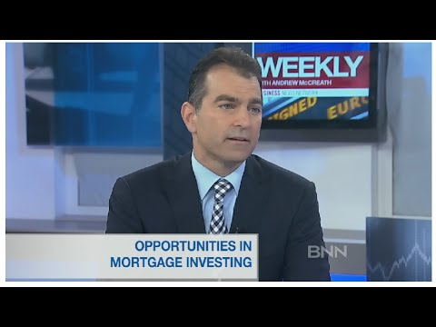 Andrew Jones speaks to BNN about Mortgage Investment Corporations