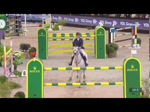 Bertram Allen [Gin Chin Van Het Lindenhof] - Rolex Grand Prix, 1m60, CSI5* Indoor Brabant Horse Show
