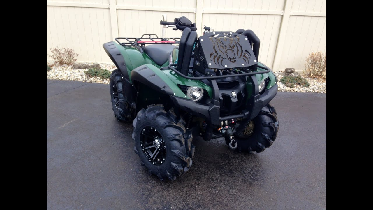Yamaha Grizzly  Snorkel Kit For Sale