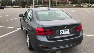 2018 BMW 320i Sedan From BMW Of Ocala