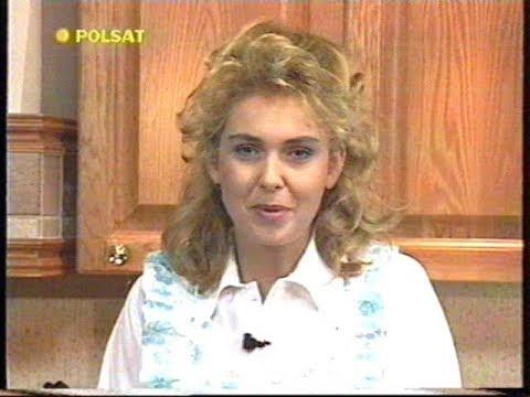 Ewa Wachowicz Gotuje W Polsacie 1996