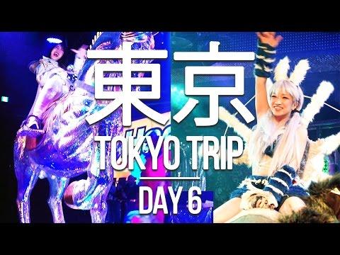 TOKYO TRIP 🇯🇵 - Day 6 - Akihabara Otaku Culture and Robot Restaurant in Shinjuku!