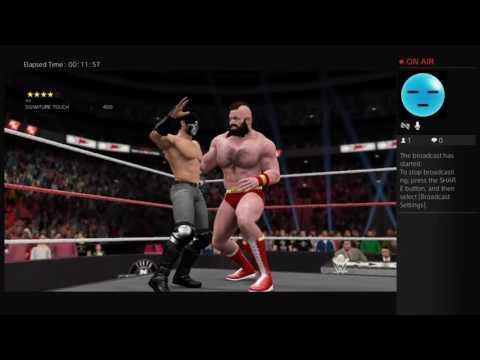 NXT Tokyo Match