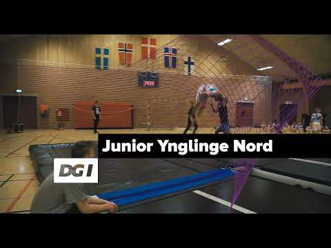 JuniorYnglingeNord - DGI Sønderjylland Gymnastik.