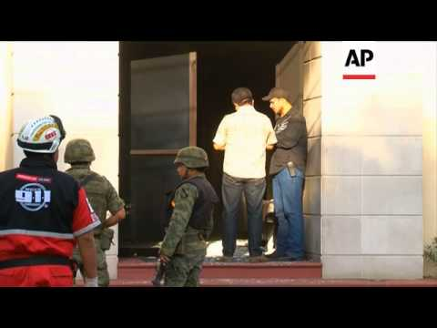 Major Mexican newspaper attacked for third time in month