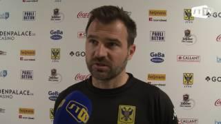 Ivan Leko blikt vooruit naar de wedstrijd STVV - Lierse SK
