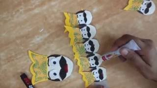 How To Make Raavan For Dussehra At Home | Craftlas