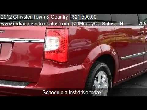 2012 chrysler town and country touring minivan 4d for sale youtube. Black Bedroom Furniture Sets. Home Design Ideas