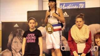 Download Video OPEN BOXING ADIDAS GIRL 2012 MP3 3GP MP4