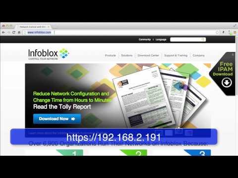 Infoblox vNIOS installation on VMware ESXi 5 x steps  - YouTube