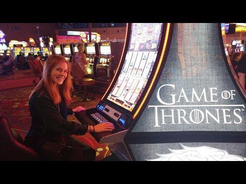 Game of Thrones Slot Machine HUGE WIN!!! Back-to-Back Bonuses! MAX BET!!! - 동영상