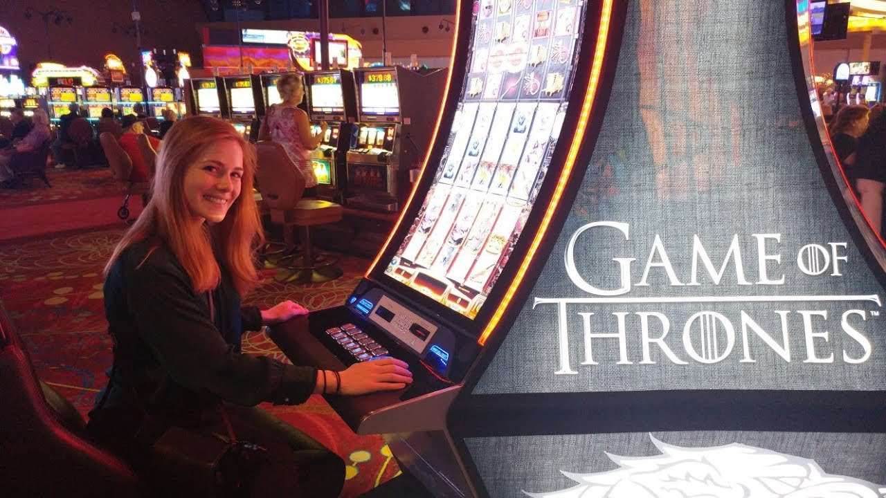 Game of Thrones Slot Machine HUGE WIN!!! Back-to-Back ...