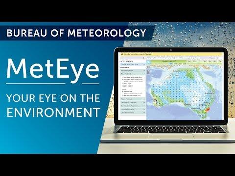 MetEye - your eye on the environment