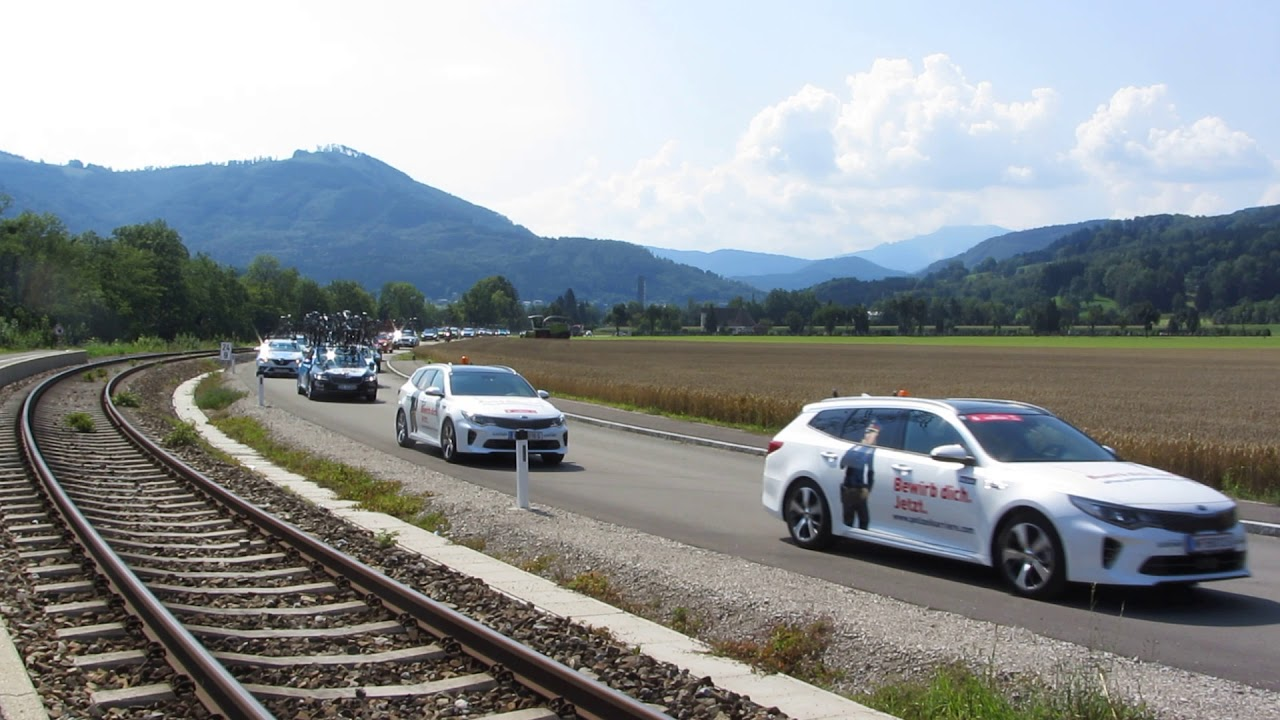 Durchfahrt österreich