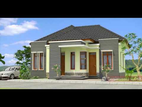 desain rumah ukuran 6x8 - youtube