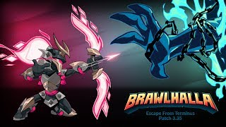 Escape From Terminus - Brawlhalla Patch Notes 3.35