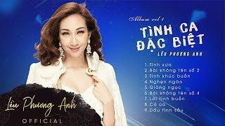 Album Vol.1 Tình Ca Đặc Biệt | Lều Phương Anh