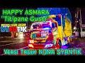 Happy Asmara Titipane Gusti Versi Truck Nona Syantik||Perjalanan Otw Bojonegoro