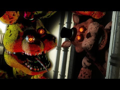TERRIFYING NEW ANIMATRONICS IN A FORGOTTEN LOCATION! | FNAF The Return to Freddys 5 (NEW GAME)