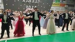 Vanhojen tanssit Karhuvuoren urheilutalossa 2020