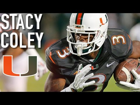 Stacy Coley || Official Miami Highlights