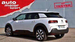 Citroën C4 Cactus (2019): Außenseiter mit Charme - Test/Review   auto motor und sport