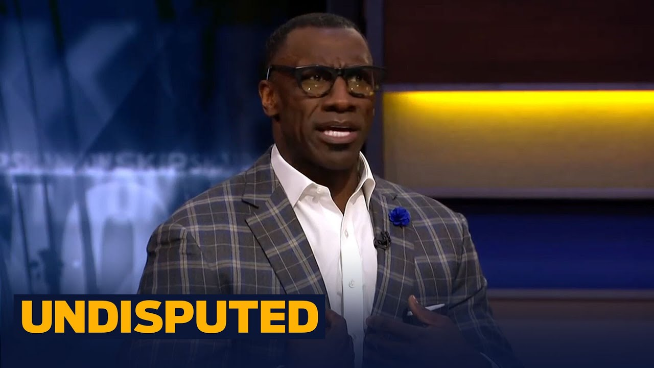 Shannon Sharpe speaks on the shooting of Daunte Wright & Minnesota sports protest   UNDISPUTED