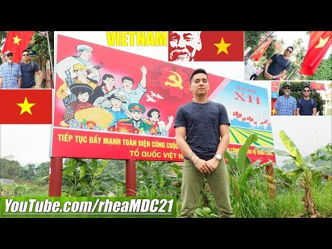 ASIA: Our Trip to VIETNAM. Travel to the Northern Part of Vietnam. Bac Ha, Lao Cai Province