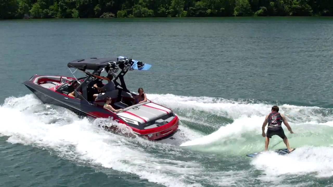 Axis A20 Surf Review Wakeboarding - YouTube