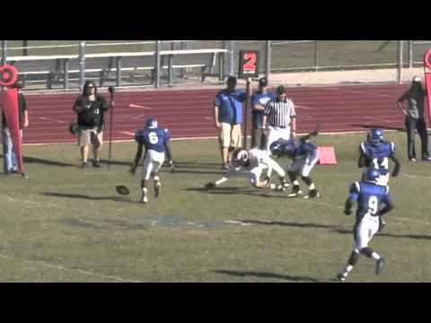 Fletcher Coates Jr. Senior Highlights