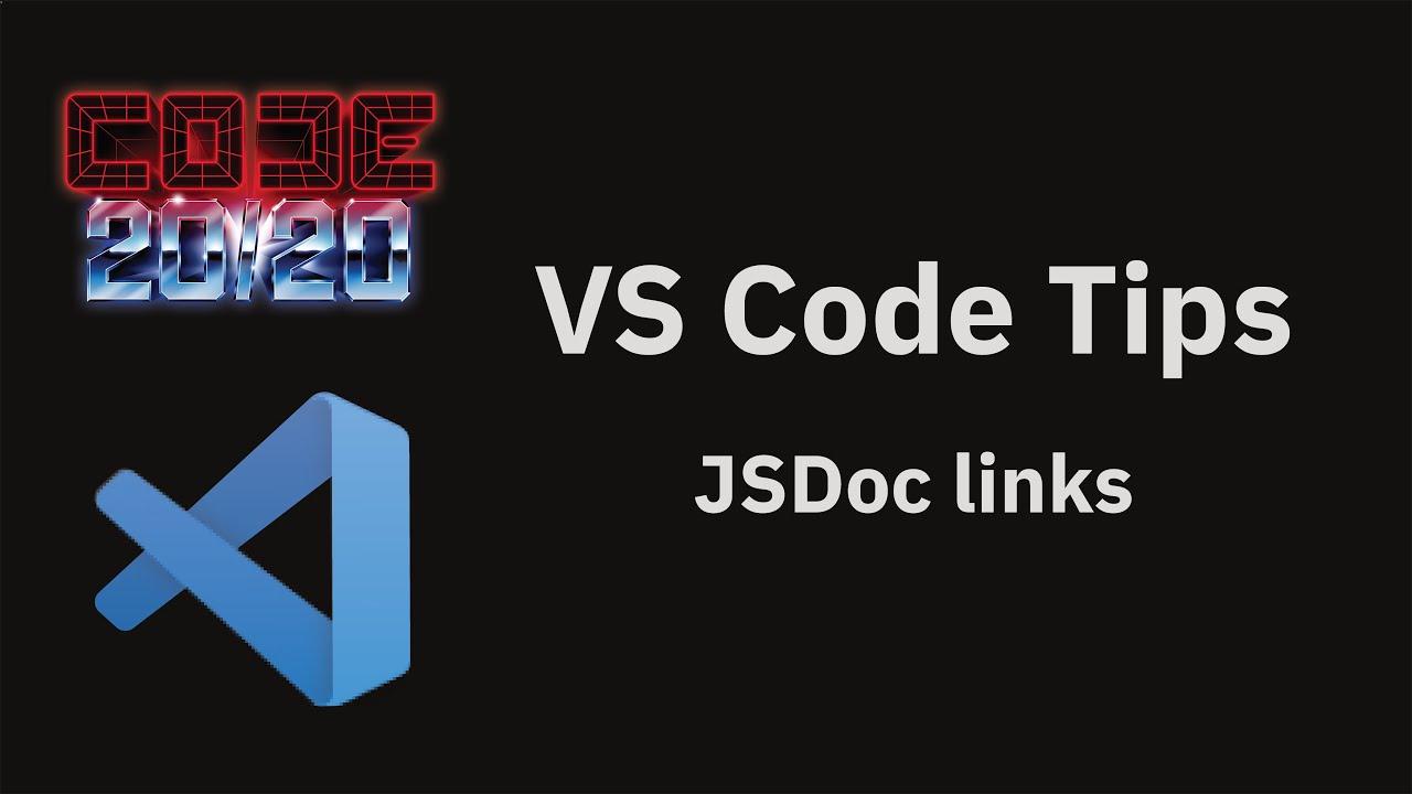 JSDoc links