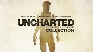 Uncharted The Nathan Drake Collection PS4 Trailer & Uncharted 4 Beta News