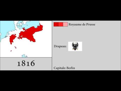 History of Germany (1658-2015)