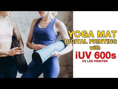Yoga Mat Digital Printing