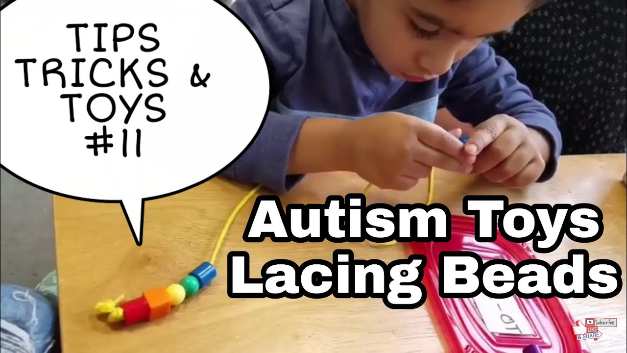 Getting Grasp On Autism >> Autism Lacing Beads Pinch Grip Toys Tips Tricks Toys 11 Pencil