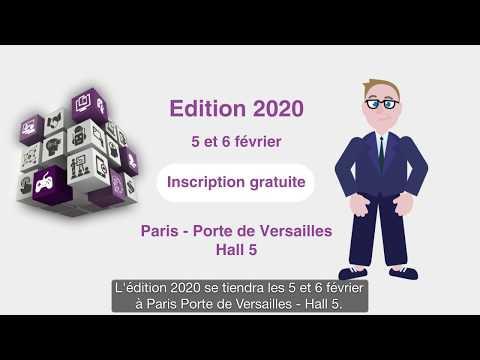 LEARNING TECHNOLOGIES FRANCE 2020 – 5 & 6 février