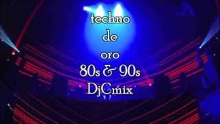 techno 80s &90s vol 2 de oro mezclado Djcmix