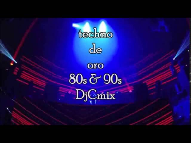 techno 80s &90s vol 2 de oro mezclado Djcmix #1