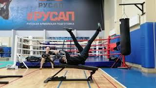 Упражнения на мышцы пресса и боковые