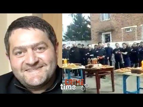 Прокуратура проверит законность банкета для заключенных в колонии от Арсена Ереванского (ВИДЕО)