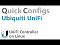 QC Ubiquiti UniFi - UniFi Controller on Linux