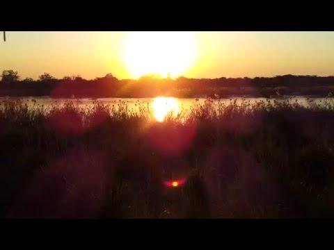 Uitzicht over Chobe rivier