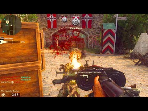 COD WW2 GAMEPLAY! - NEW